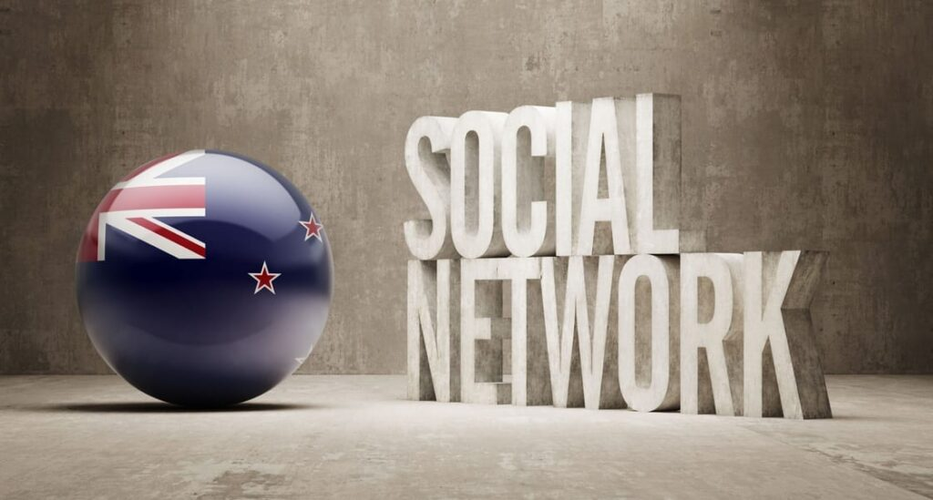 social media marketing in New Zealand  - social media marketing in NZ 1024x549 - How to make the most of marketing on social media
